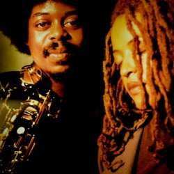 Courtney Pine and Cassandra Wilson